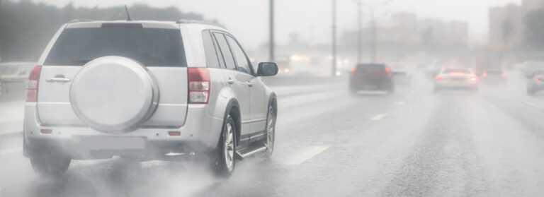 Single Car Accident in Arlington