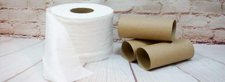 Truckload of Toilet Paper Burned